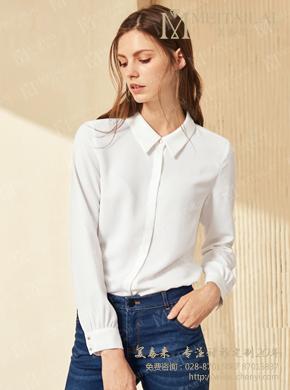 <b>成都女式长袖衬衣</b>