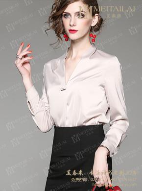 <b>成都女士长袖真丝衬衣私人高定</b>